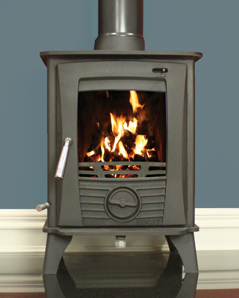 Henley Druid 5 Multi Fuel Defra Approved Stove
