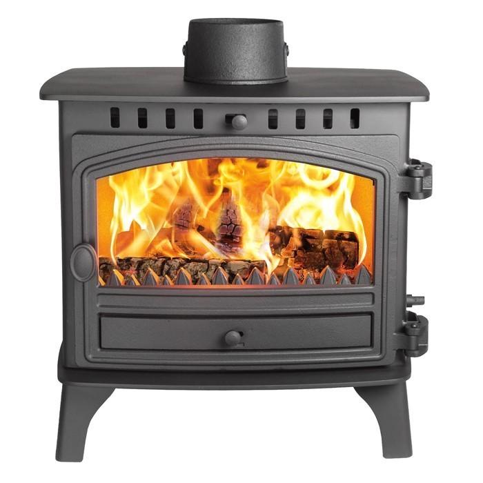 Hunter Herald 8 Multi Fuel Wood Burning Stove
