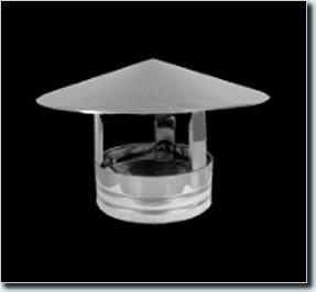 stove pipe cap. stove pipe cap