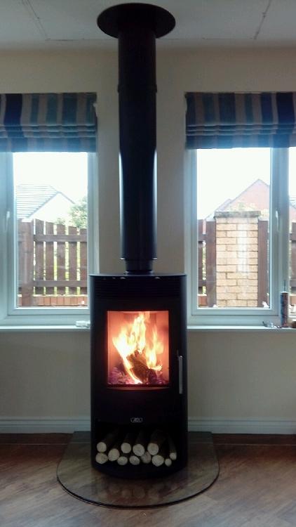Tartu 5kw Wood Burning Stove