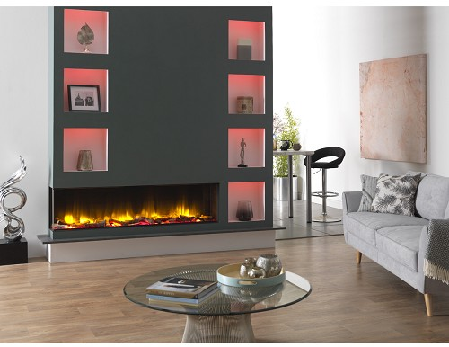 Polaris Electric Fire Range