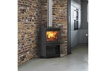 Saltfire Peanut 8 Tall Eco Design Ready Wood Burning & Multi-Fuel Stove
