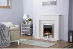 Lonsdale Marble Fireplace