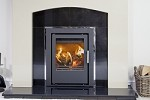 Christon 400 Inset Multi Fuel and Wood Burning Stove